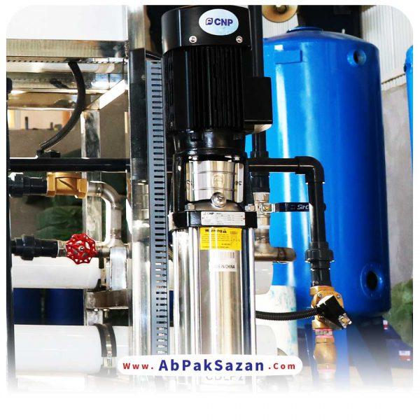 عکس تصفیه آب صنعتی