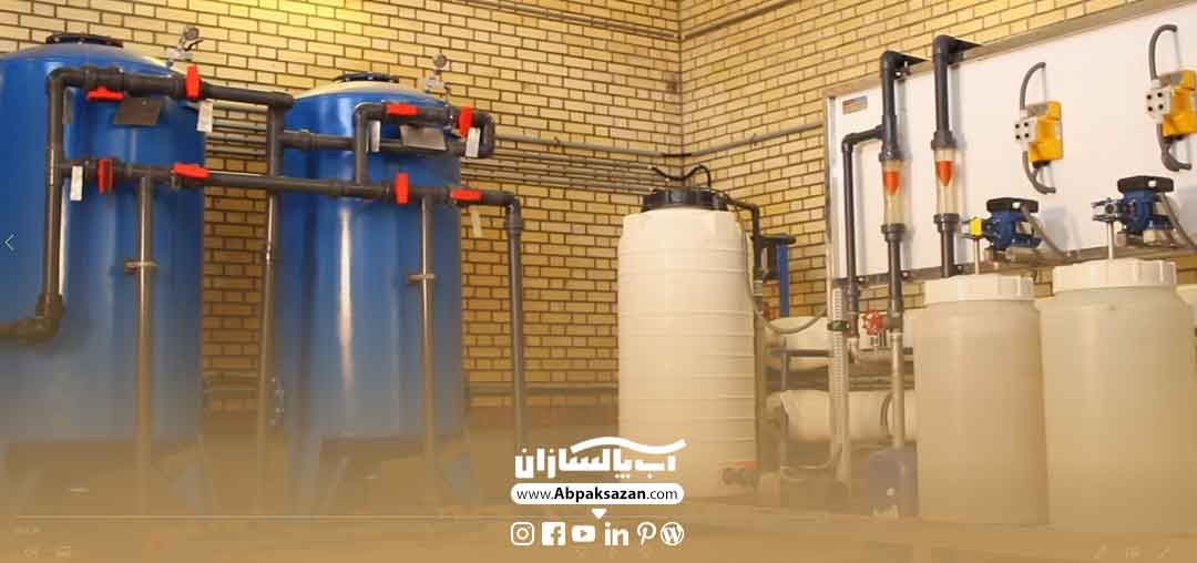 ظرفیت آب شیرین کن صنعتی
